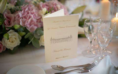 Your wedding in the dream setting of the Château