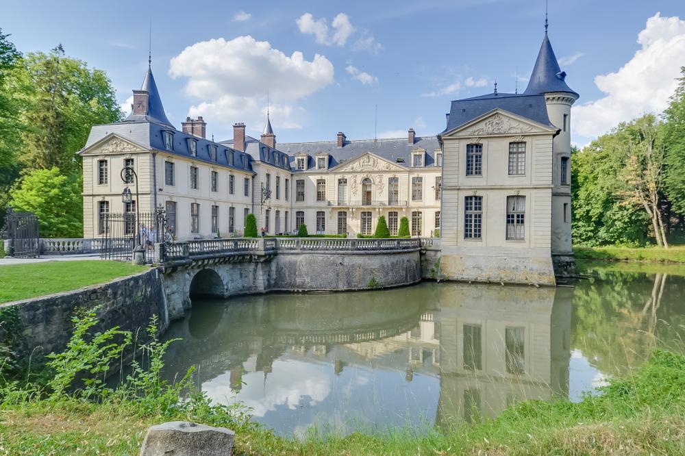 Domaine Château d'Ermenonville - Château