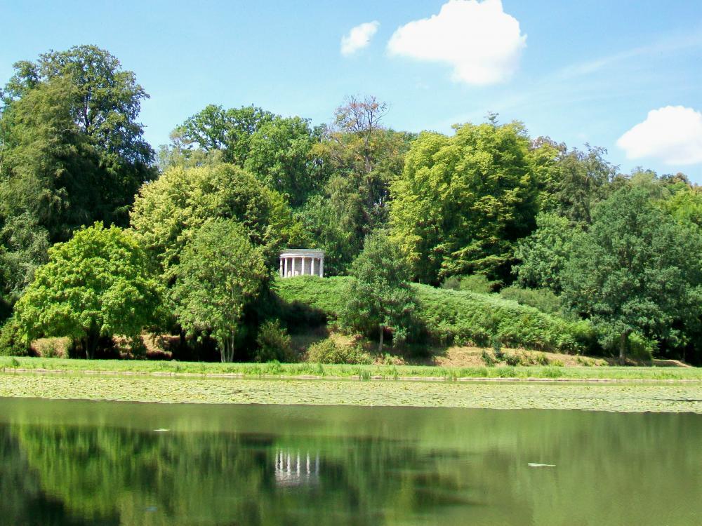 Domaine Château d'Ermenonville - Jardin