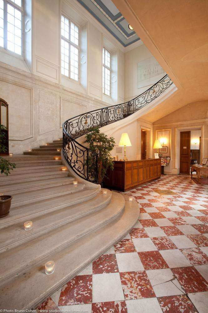 Domaine Château d'Ermenonville - Réception